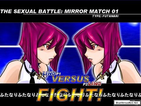 The Sexual Battle: Mirror Match 01