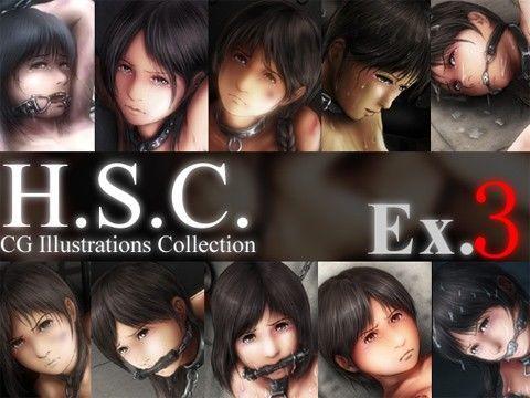 H.S.C. イラストコレクション Ex.3