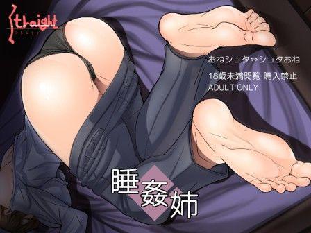 【straight 同人】睡姦姉
