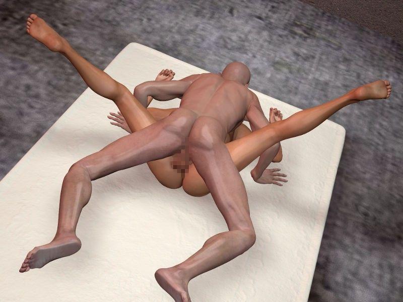 全裸のモデルが絶倫ハゲオヤジに監禁されたら?