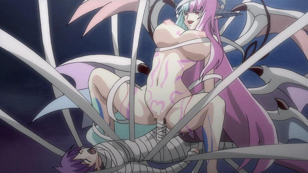 もんむす・くえすと#2「魅凪・バビロンの大淫婦」