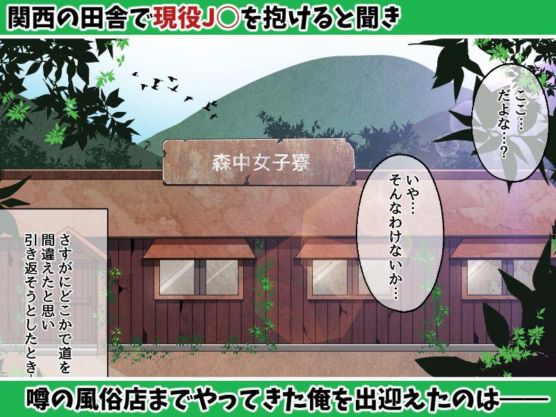 関西援交〜関西の田舎娘が俺のちんぽに惚れた話〜のサンプル画像1
