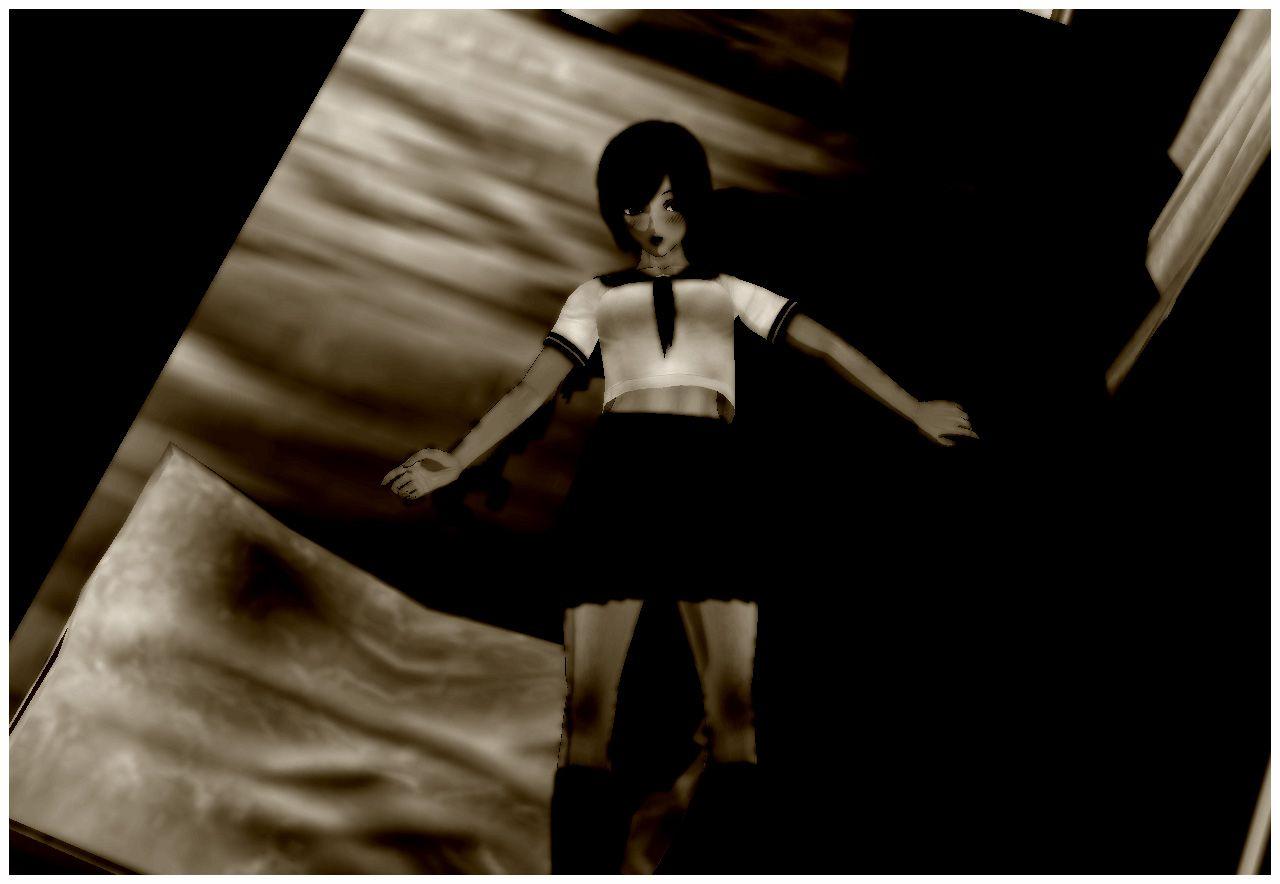 【いちごマリ凛 同人】ヤバい写真~薬で動けなくされて無表情でレイプされる少女