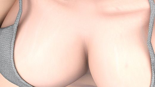 グラドルデビューの激ミニちゃんがビキニの水着姿でテニスをするシチュエーションにて撮影された動画が...のサンプル画像2