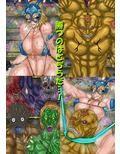 QUEEN HEAVEN HELLS GATE Vol.1 ゴーゴン編