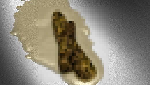 現役アイドル激ミニちゃんの脱糞・放尿シーンを盗撮!水が流れないように細工を仕掛けられた和式トイレ...のサンプル画像1