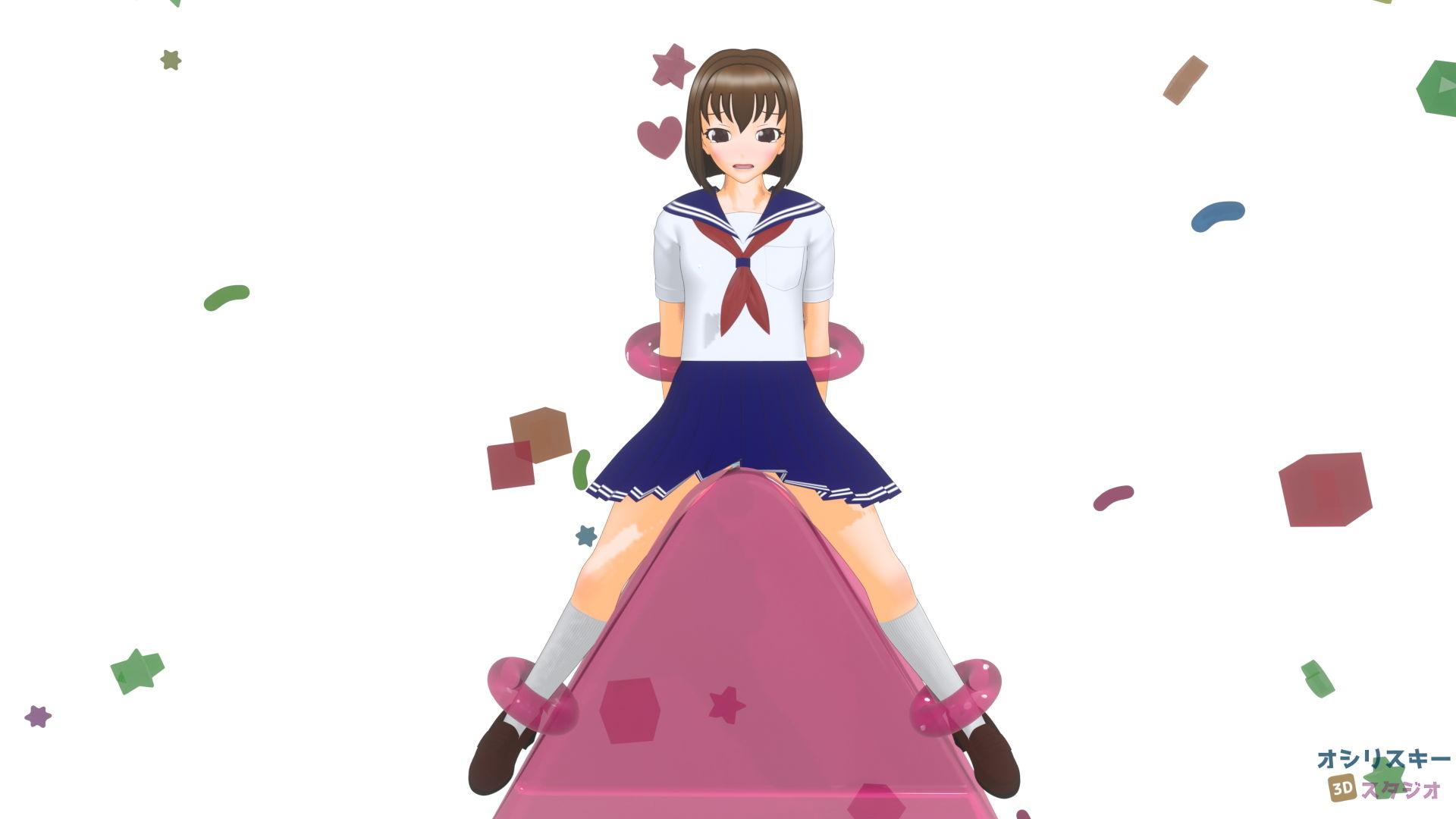 スライム快楽地獄変 ~桃山純花編~
