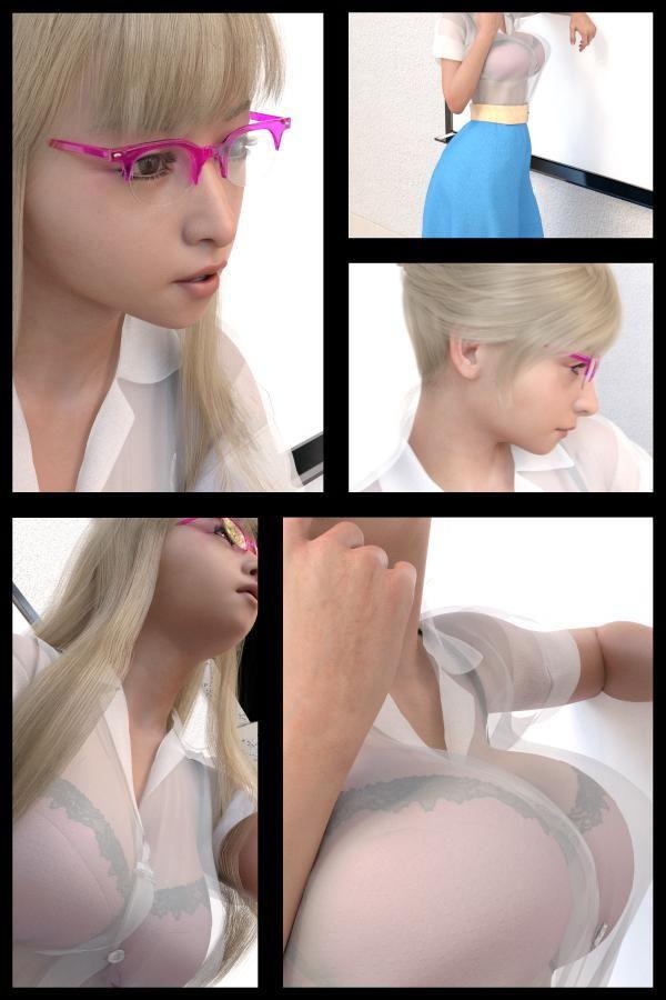 ♪『理想の彼女を3DCGで作ります』から生まれたバーチャルアイドル「Jerena Yang(ヘレーナ・ヤング)」の8th写真集:Femme fatale 8(ファム・ファタール8:運命の女性)