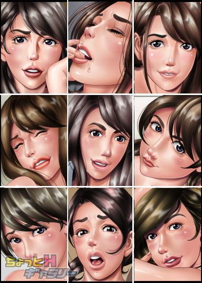 ちょっとHギャラリー 描き下ろしレイヤー付CG集 2020年 Vol.1