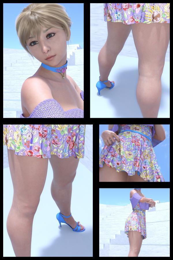 ♪♪『理想の彼女を3DCGで作ります』から生まれたバーチャルアイドル「Jerena Yang(ヘレーナ・ヤング)」の写真集10冊セットVol.2:Femme fatale 11〜20(ファム・ファタール:運命の女性)