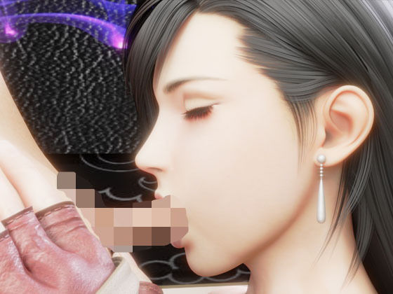 ティファと再会VR