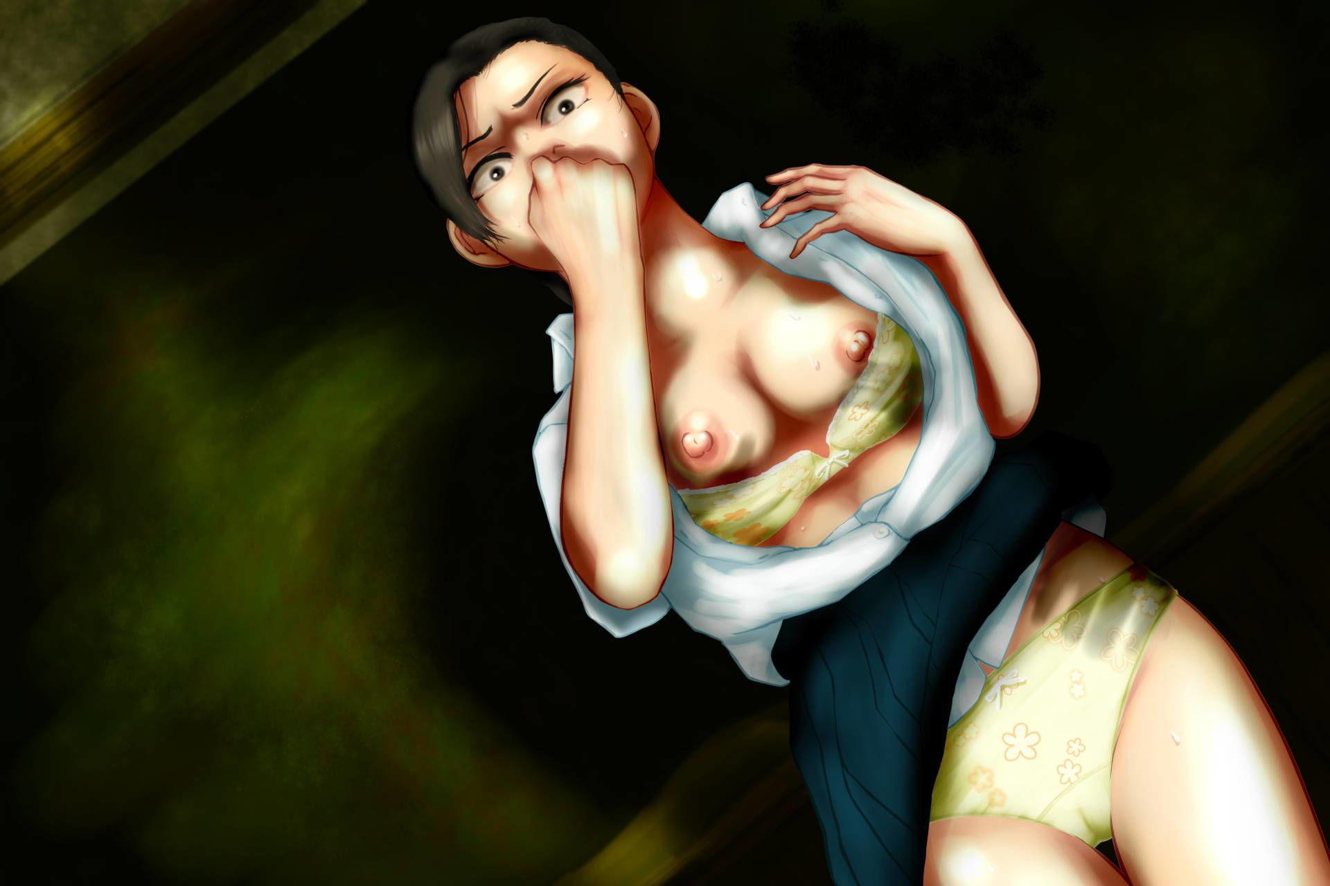 怪奇譚2―廃校舎の怪現象―制服美少女の肉体にまとわりつく怨霊の影