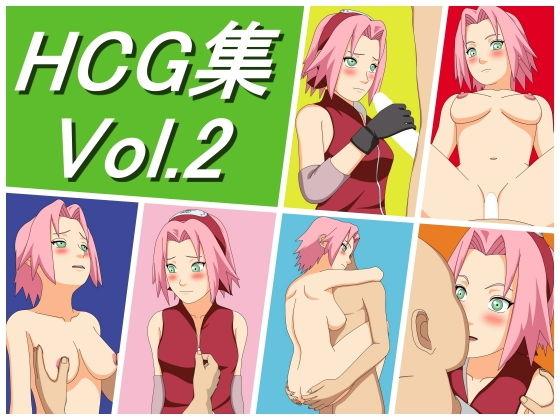 【NARUTO 同人】HCG集Vol.2