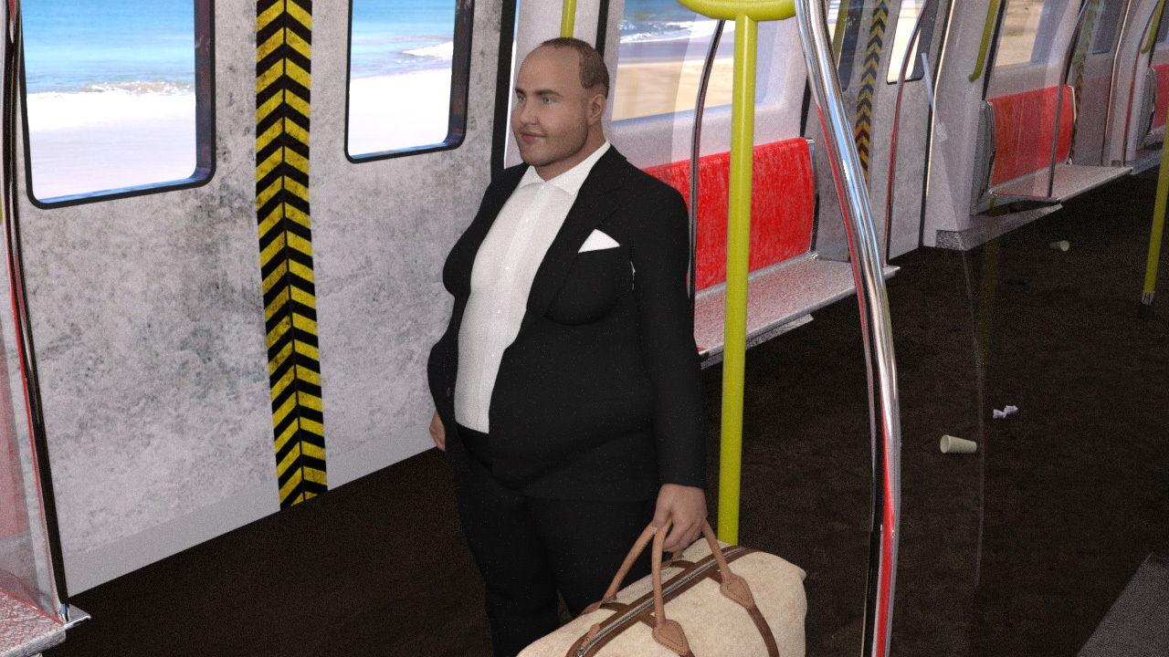 【●△100】御手洗保守(みたらいやすもり)の盗撮稼業シリーズ:007 電車の中で出くわしたショートヘアお目々パッチリの学生さん。それがなんと校内でパンチラ盗撮されまくりだった『激ミニちゃん』だったと気付いた保守は大興奮して盗撮&尾行に及ぶ!