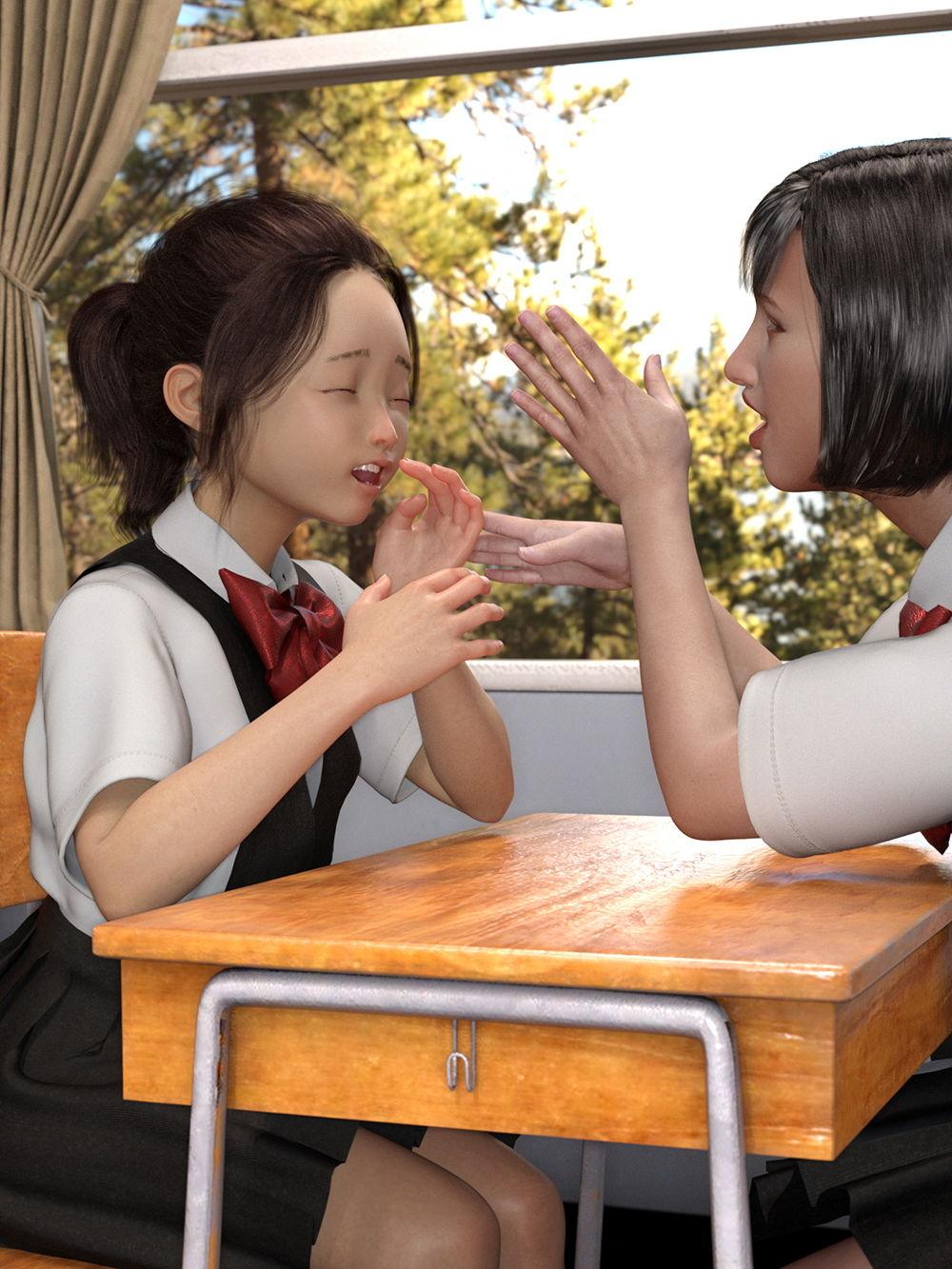 サンプル画像0:Japanese Cutie 〜露出癖が同級生にバレて人生詰んだ女子〜(電脳ロマンス) [d_197390]