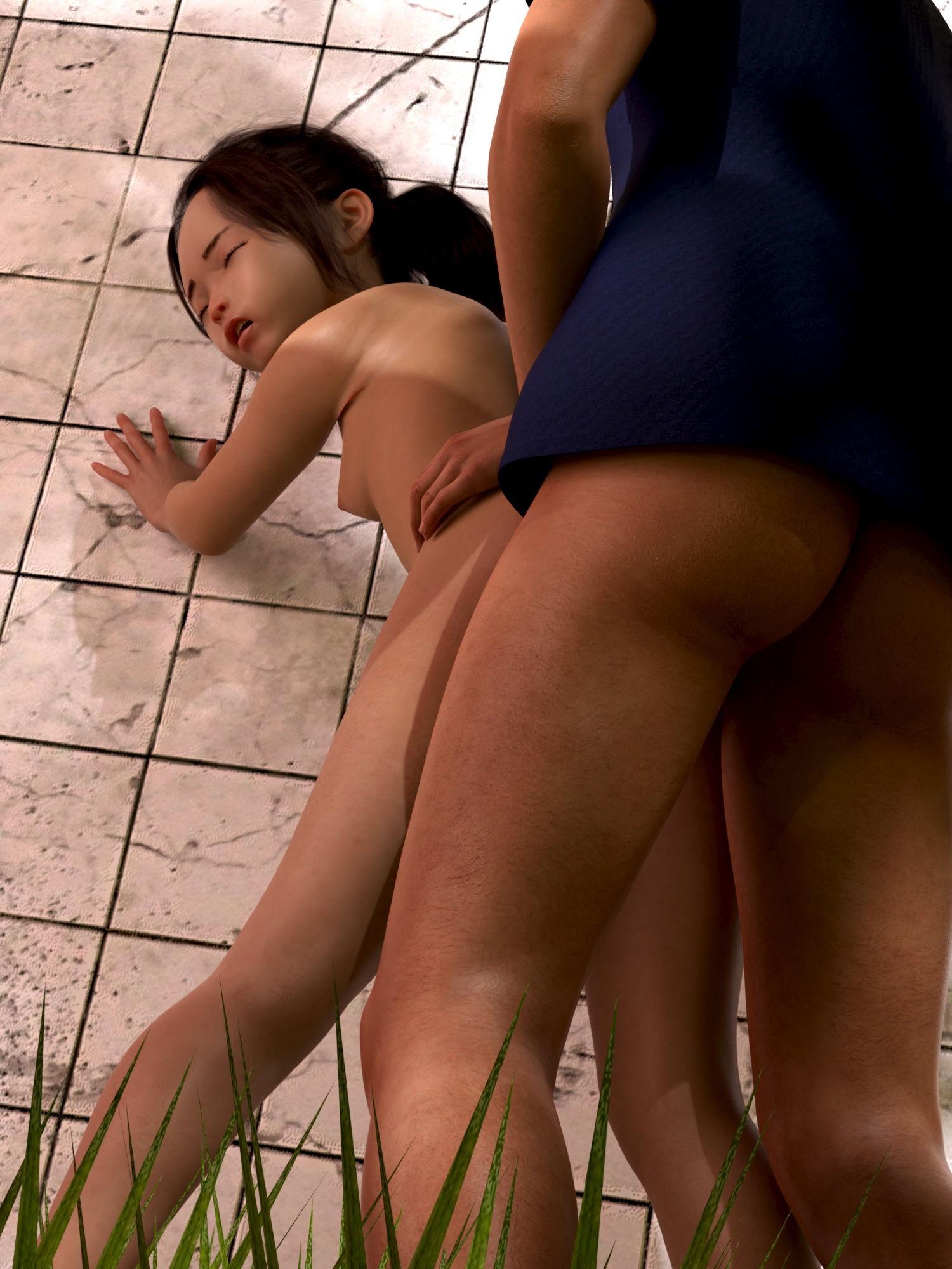 サンプル画像3:Japanese Cutie 〜露出癖が同級生にバレて人生詰んだ女子〜(電脳ロマンス) [d_197390]