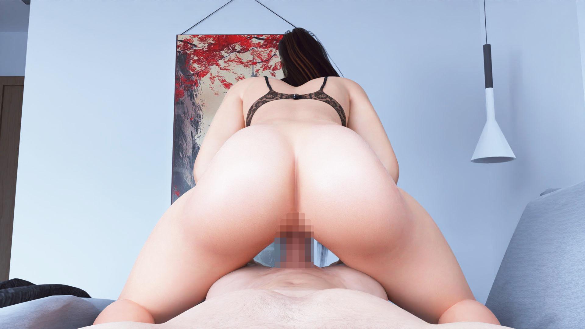 サンプル画像2:舞のセックスセラピー VR 1+2 バンドルパック(HentaiVR) [d_200187]
