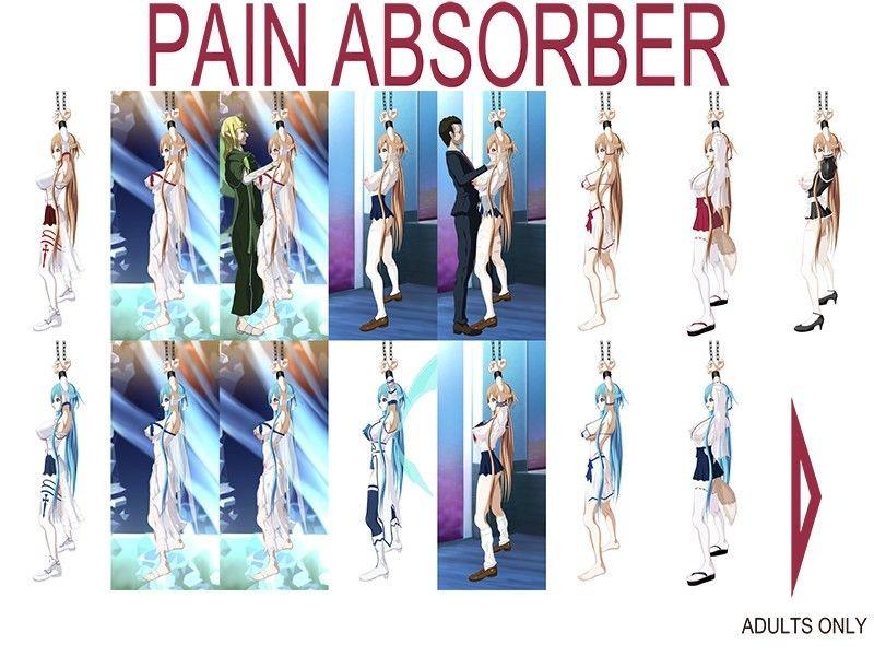 PAIN ABSORBER 総集編 13-D SET