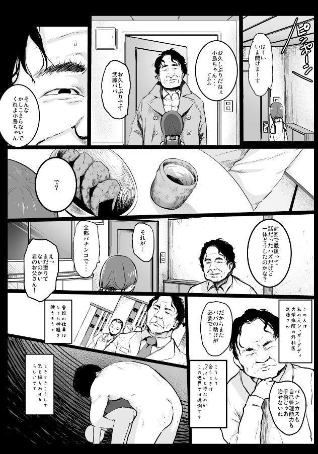 FANZA同人【援交日誌~小泉ことりの場合~】