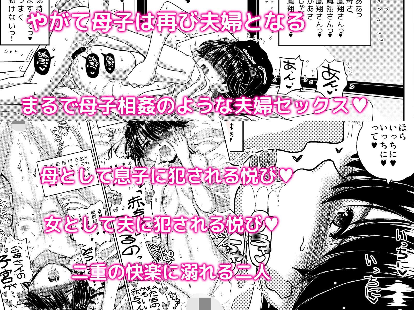 処女のまま未亡人となった鳳翔さんが夫のクローンを産み、育て、そして… 【作品ネタバレ】