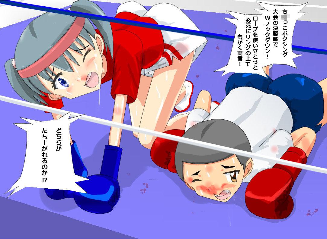 ミックスボクシングCG集3