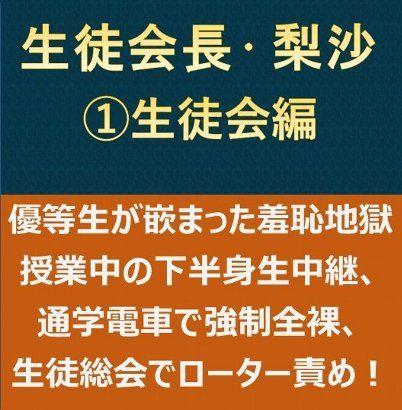 生徒会長・梨沙1 ~生徒会編~