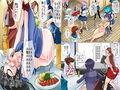 女による女への凌辱漫画・特選集、SM変態画像集6作品セット全584P