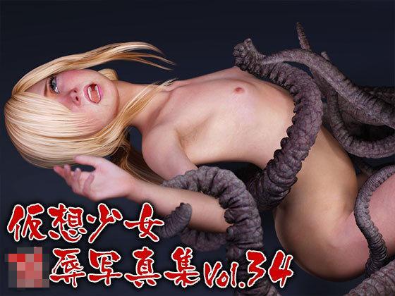 仮想少女陵辱写真集 Vol.34(FANZA独自修正版)