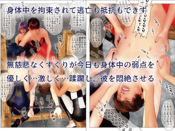 F/M男子くすぐり拷問部屋2 〜強●くすぐり我慢調教〜