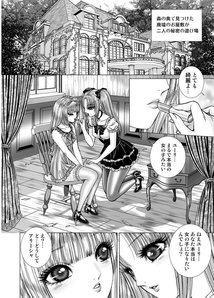トランスドール〜ハイド&シーク〜