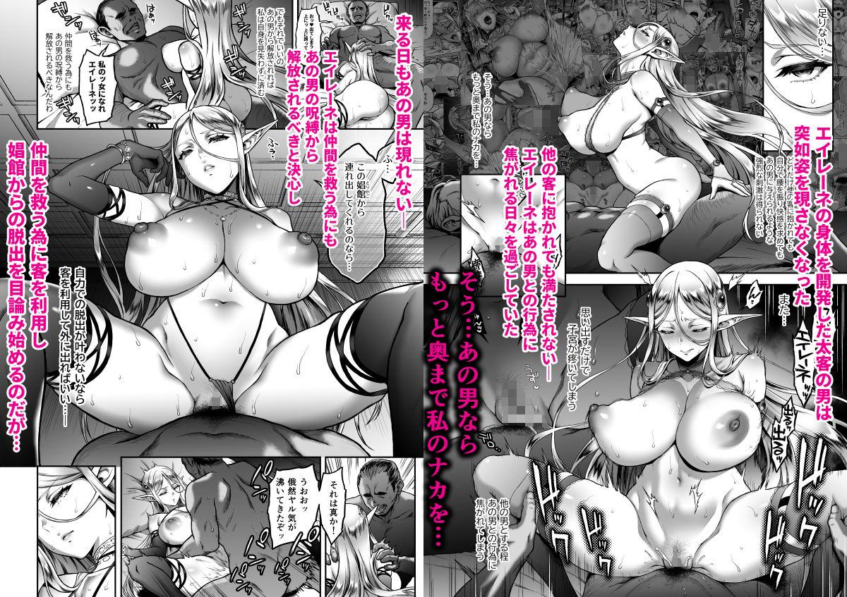 黄昏の娼エルフ5-娼婦にされた気高きハイエルフ3