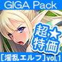 【期間限定特価】[淫乱エルフ]GIGA Pack vol.1【12月21日まで】 d_167361のパッケージ画像