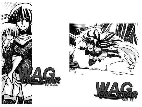 WAG CO-STAR #1