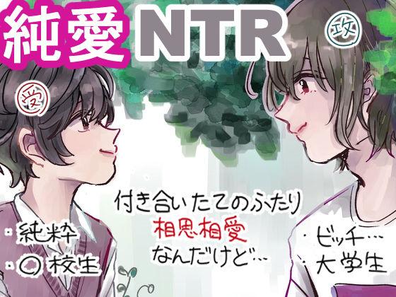純愛×NTR 初恋と蔭 d_174319のパッケージ画像