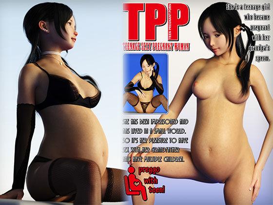 TPP -TeenPregnantPorn- vol.06