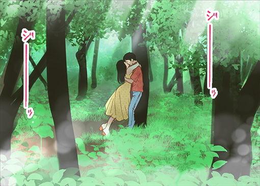 【フルカラー】夏の旅〈ハネムーン〉(初愛〜はつあい〜5)