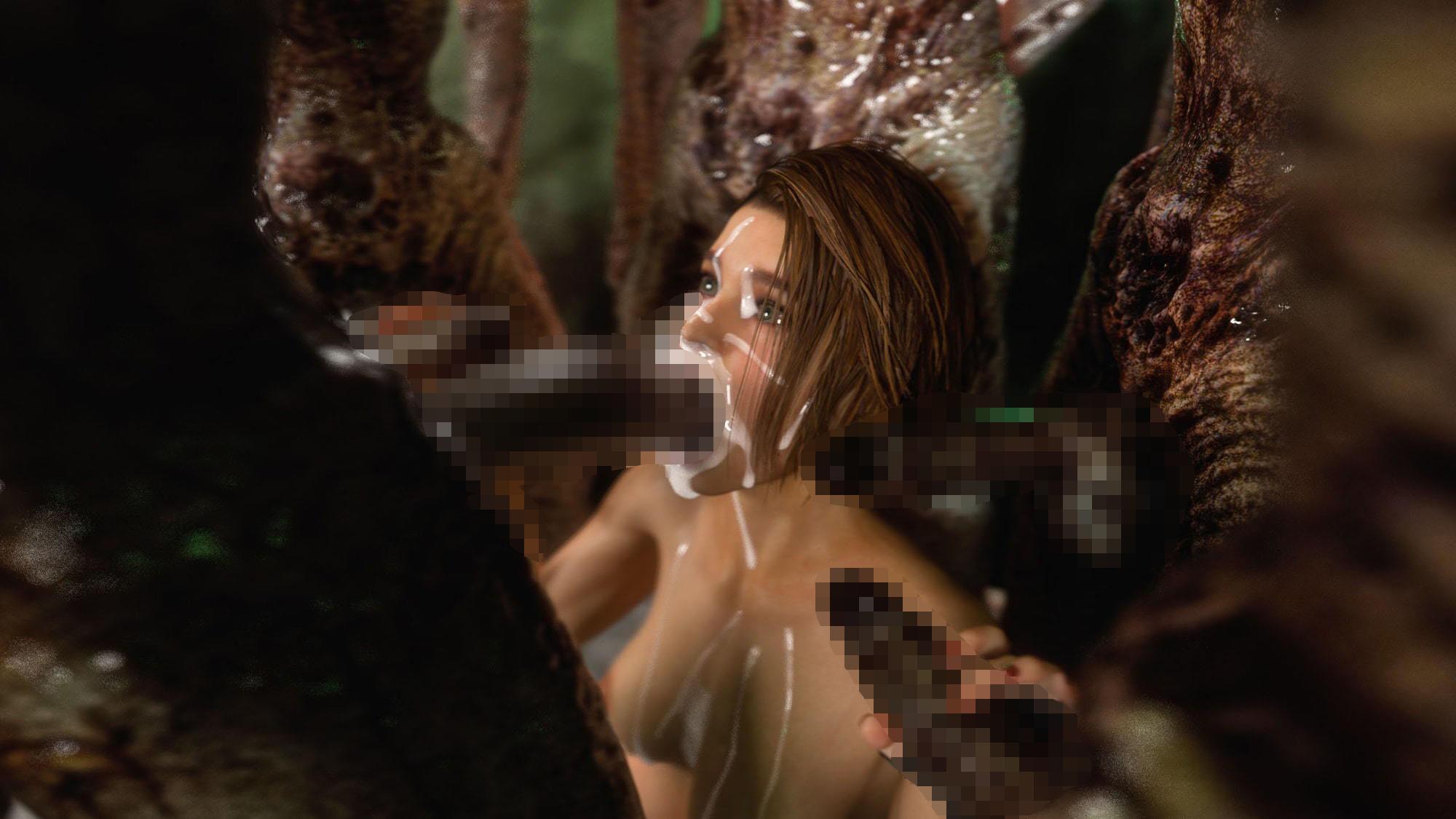 Residential Evil XXX (part 5)