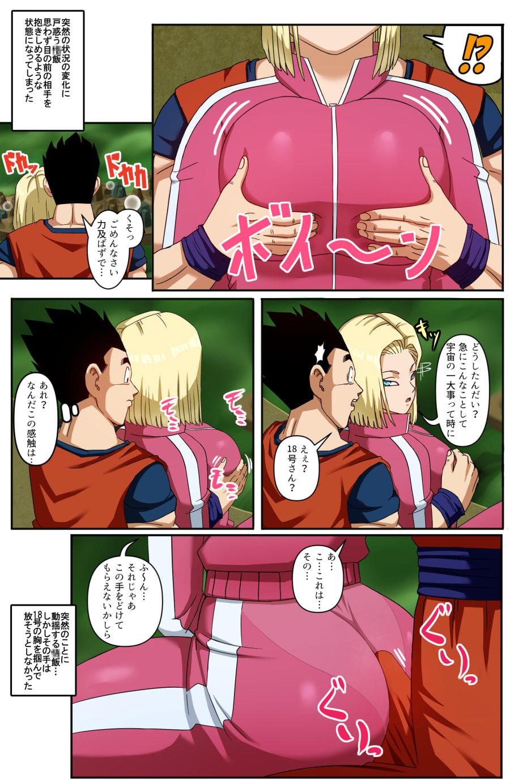 サンプル画像0:18号と孫〇飯2(PinkPawg) [d_200322]