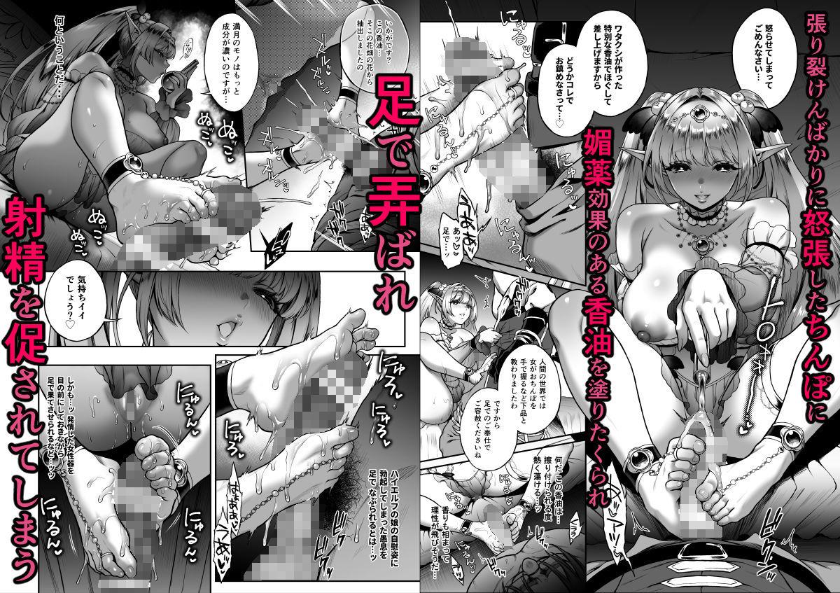 悠久の娼エルフ3「夢幻」前編