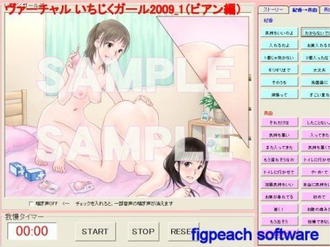 ヴァーチャルイチジクガール 2009 (びあん編)