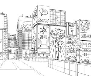 ARMZ漫画背景集 vol.15 [Nina] 1200dpi
