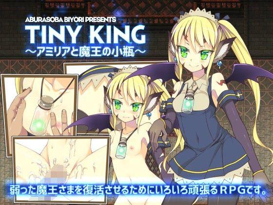 TINY KING ~アミリアと魔王の小瓶~