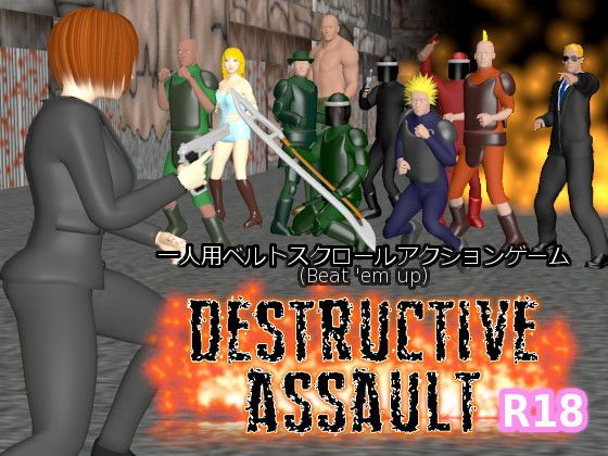 Destructive Assault