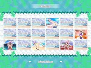 Ryotyパチンコゲーム「瑠璃の夏物語」
