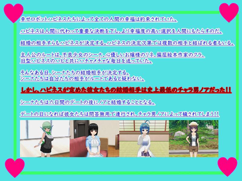 デスティニータクティクス 〜アイツと彼女たちの七日間〜