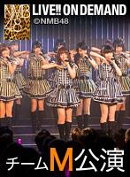 2016年8月8日(月)チームM「RESET」公演