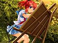 車輪の国、向日葵の少女