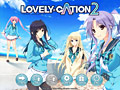 LOVELY×CATION2【萌えゲーアワード2013 キャラクターデザイ...
