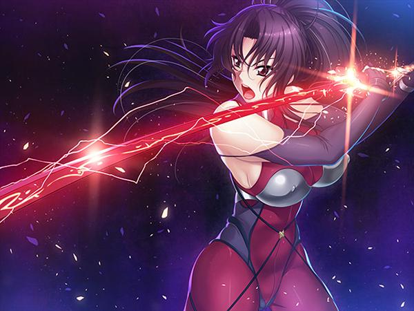 女忍者アズサvsオーク123パック アズサの軌跡 5