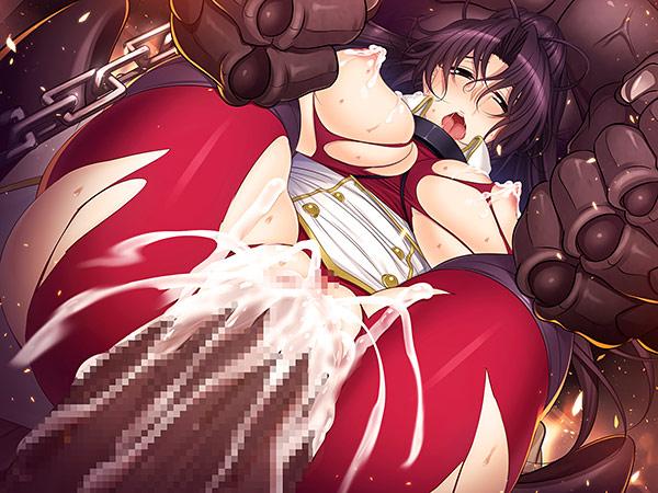 女忍者アズサvsオーク123パック 〜アズサの軌跡〜21